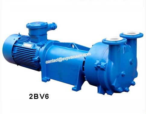 Vacuum pump four characteristics