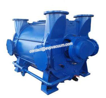 Stainless steel liquid ring vacuum pump