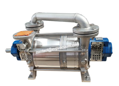5-5kw-single-stage-water-ring-vacuum-pump-for-roll-forming-machine