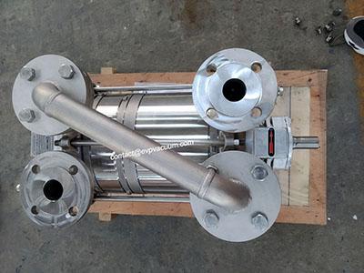 liquid ring vacuum pump classification