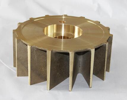 water ring vacuum pump impeller