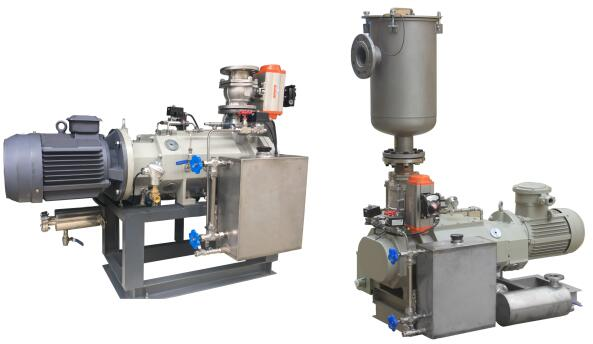 How to Choose Dry Screw Vacuum Pump in Sewage Treatment