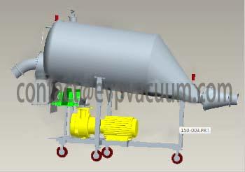 Vacuum Pump Used In Fishing Application