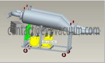 Vacuum Pump Used In Fishing Applications
