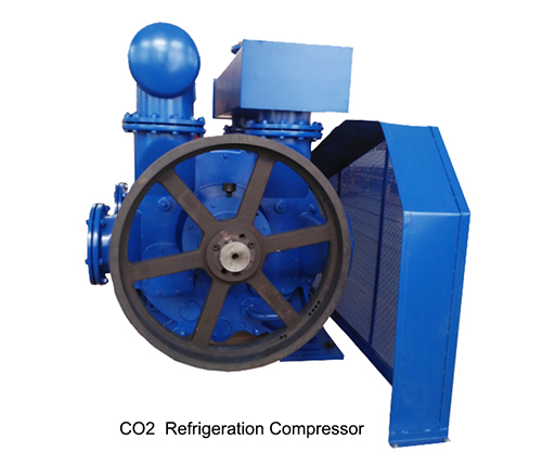 CO2 Refrigeration Compressor