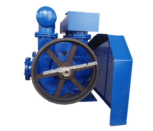 Paper mill air compressor