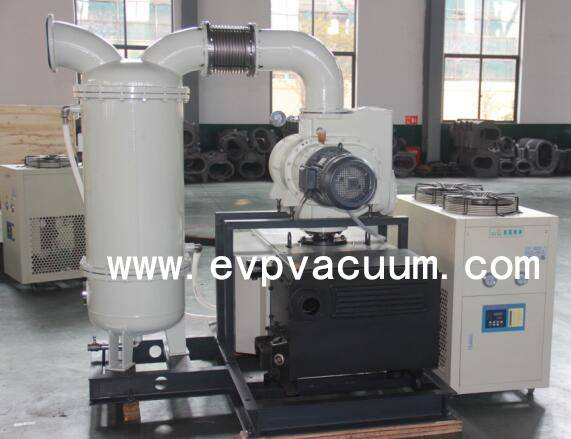 Vacuum package&system in power transformer