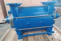 2BE Liquid Ring Vacuum Pump Used in Paper mill
