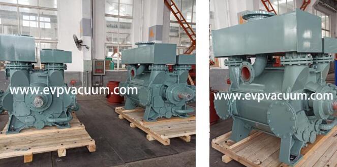 2BE3-40 Liquid ring Vacuum Pump Used In steel degassing