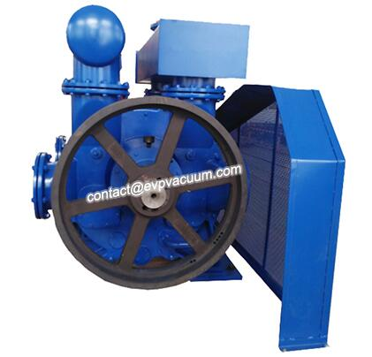 Air compressor in ceramic industry