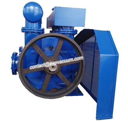 Air compressor in automobile industry