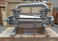 DLV600 Liquid ring Vacuum Pump Used In petrochemicalindustry