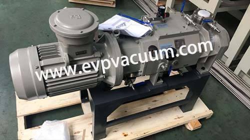Dry Screw Vacuum Pumps Used in AcetoneRecovery