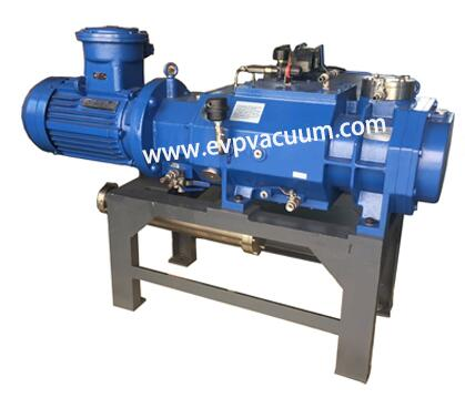 Equal Pitch Dry Screw Vacuum Pump