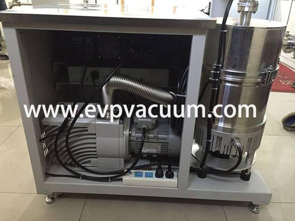 FB Turbo Molecular Vaccum SystemUsed InOptical Lens CoatingIn Middle East