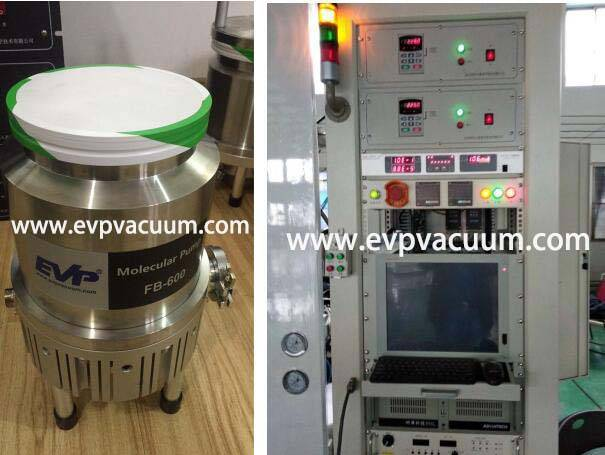 FB Turbo Molecular Vacuum Pump Used In Vacuum Coating Machine In Middle East