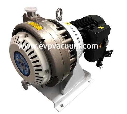 Laboratory small oil-free vacuum pump