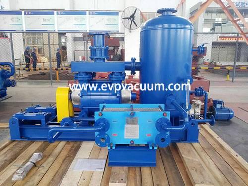 Liquid Ring Vacuum Pump Closed Cycle Vacuum Unit1
