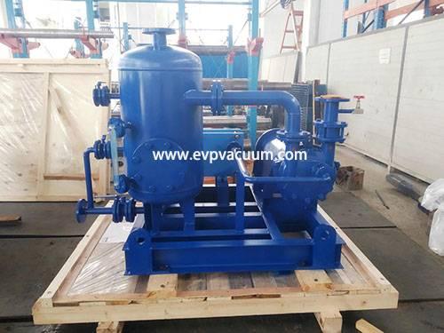 Liquid Ring Vacuum Pump Closed Cycle Vacuum Unit2