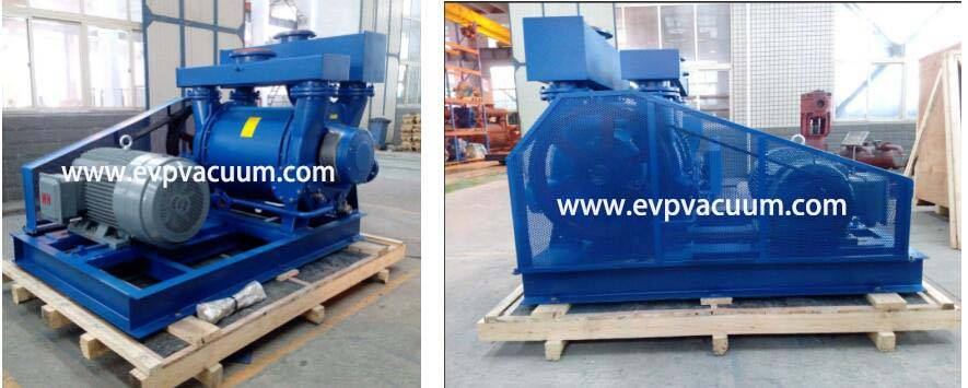 Liquid Ring Vacuum Pump Used In Vacuum Pan In Indonesia