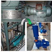 Liquid Ring Vacuum Pump Used In Vacuum Sterilization Equipment Plant