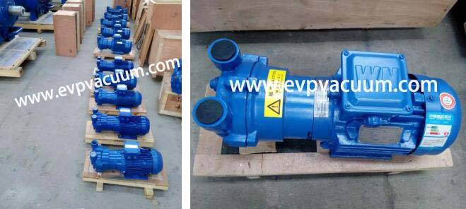 Liquid Ring Vacuum Pump Used in Electric Metal Mould Production