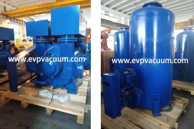 Liquid Ring Vacuum Pumps Used in Paper-making Industry in Europe