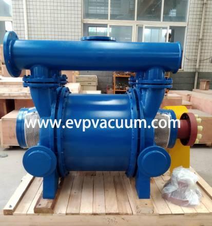 Liquid Ring Vacuum compressor Used in Sugar Industry in Latin America
