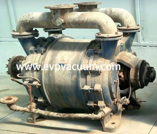Liquid Ring Vacuum compressor Used in Sugar Industry