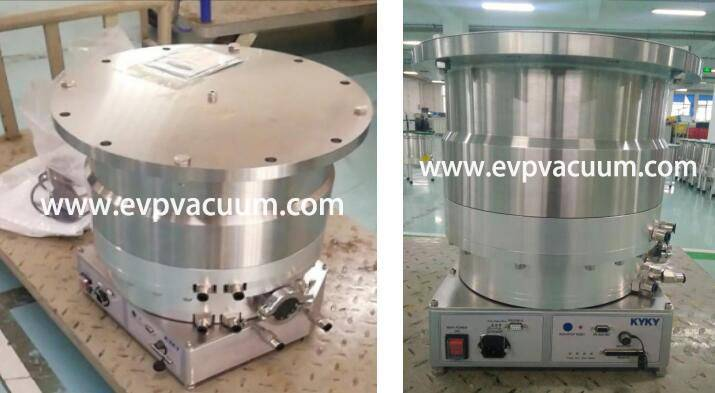 Maglev turbo molecular pump Used Inaerospace application in Asia