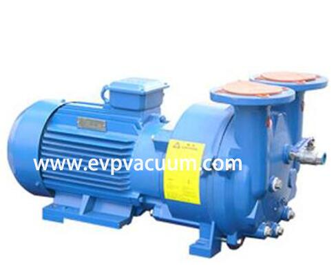 Micro water ring vacuum pump