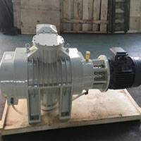 Roots Vacuum Pump Used in Vacuum Rolling Coating Machine in Southeast Asia
