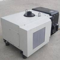 Rotary Vane Vacuum Pump Used In animal feed production process in Europe