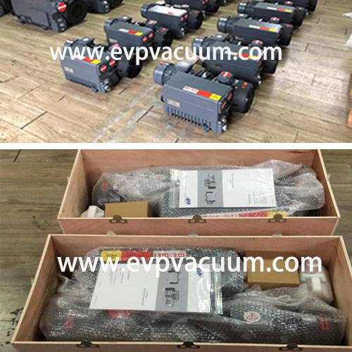 Rotary Vane Vacuum Pumps Used in Electric Transformer in Southeast Asia