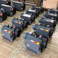 Rotary Vane Vacuum Pumps Used in Electric Transformer