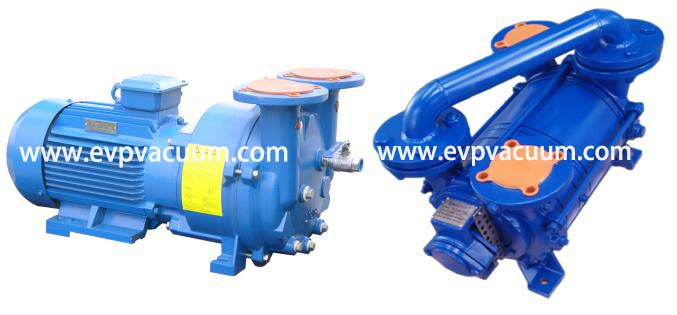 Vacuum Pump Milking Systems