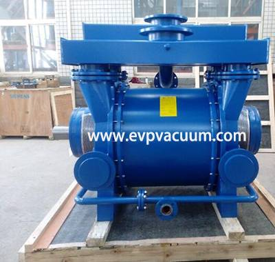 Water Ring Vacuum Pump For Vacuum Refining