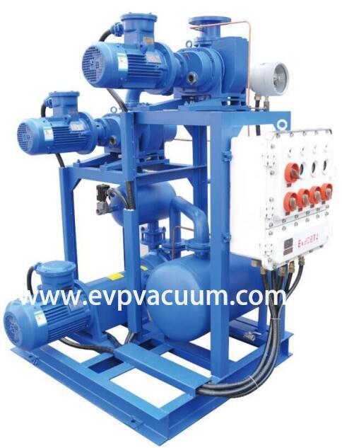 vacuum-system-paper-machine