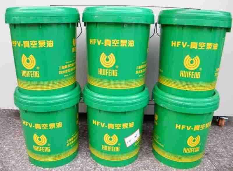 vacuum pump oil selection guide