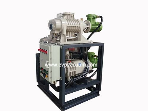 vacuum pump system performance parameters