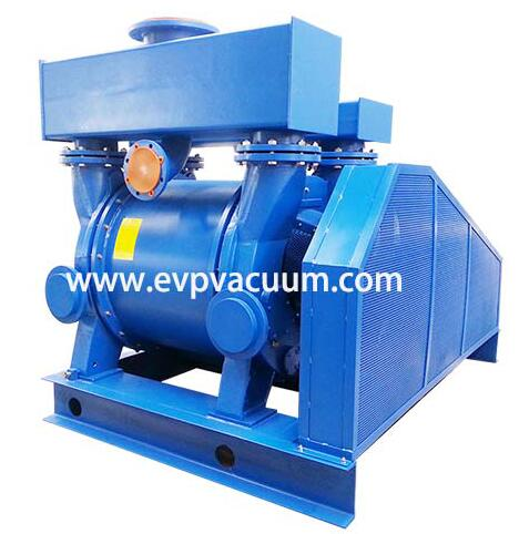 water ring vacuum pump use details