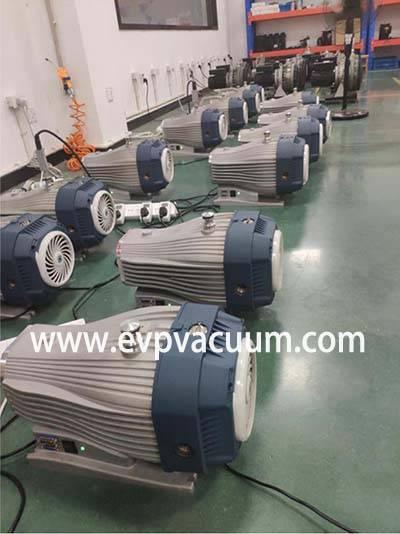 EVP-PB Dry Scroll Vacuum Pump Used in Vacuum Degressing in Asia