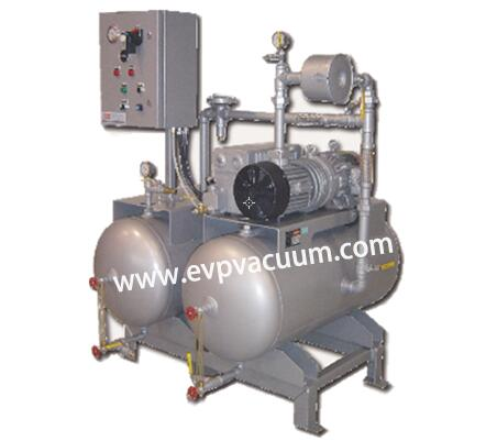 Injection vacuum system