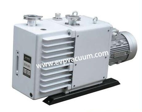 Vacuum pump for dairy products