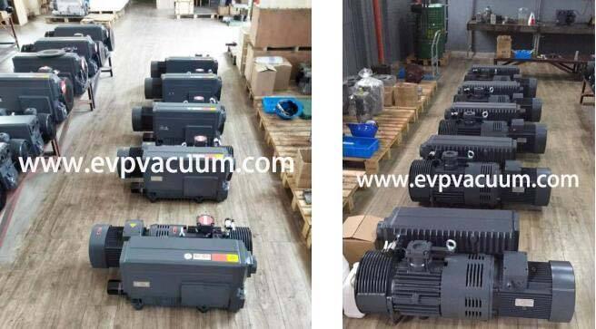 SV Rotary Vane Vacuum Pump Used in Hospital in South America