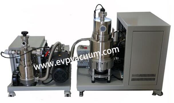 Turbo molecular pump station