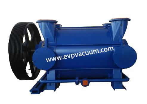 Vacuum Pump of Botanical Extracts