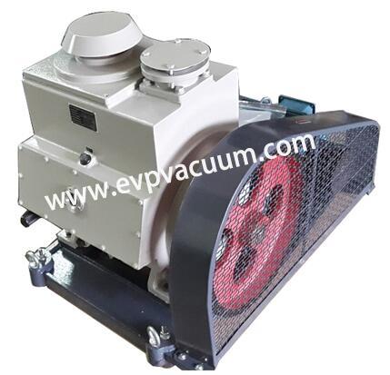 Vacuum pump for oxygen generator