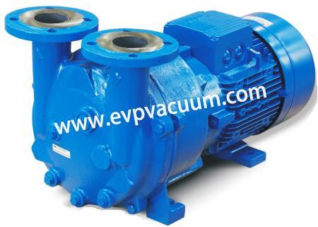 Vacuum pumps for beverage factory