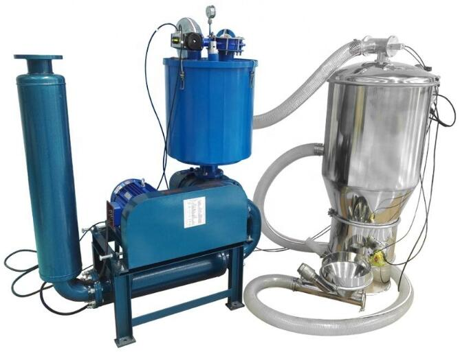 vacuum pneumatic conveying system